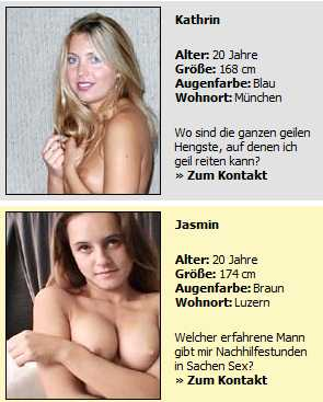 private partnersuche Amberg